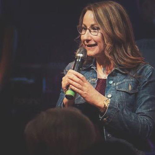 Pastorin Gabi Runkel