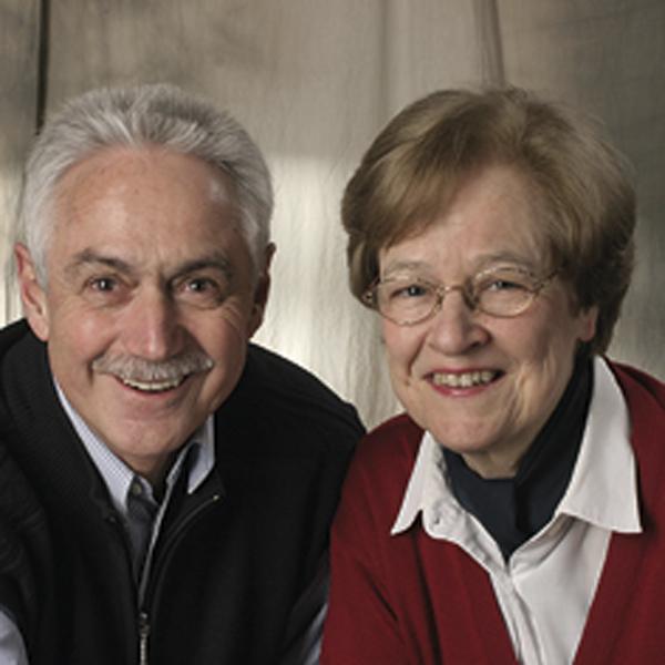 Dr. Christoph und Dr. Utta Häselbarth