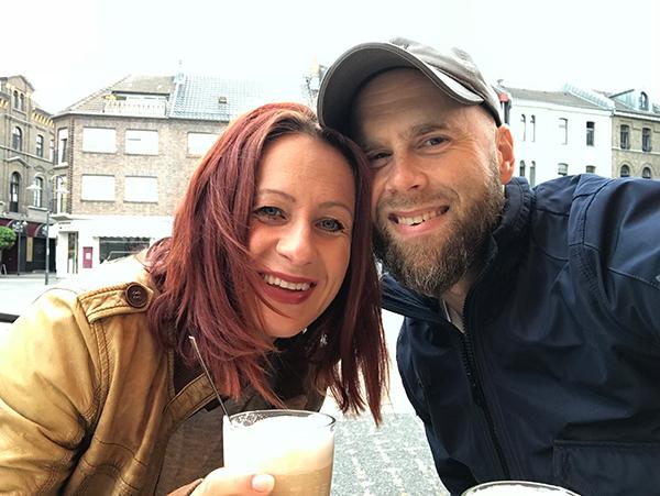 Conrad und Justina Gille