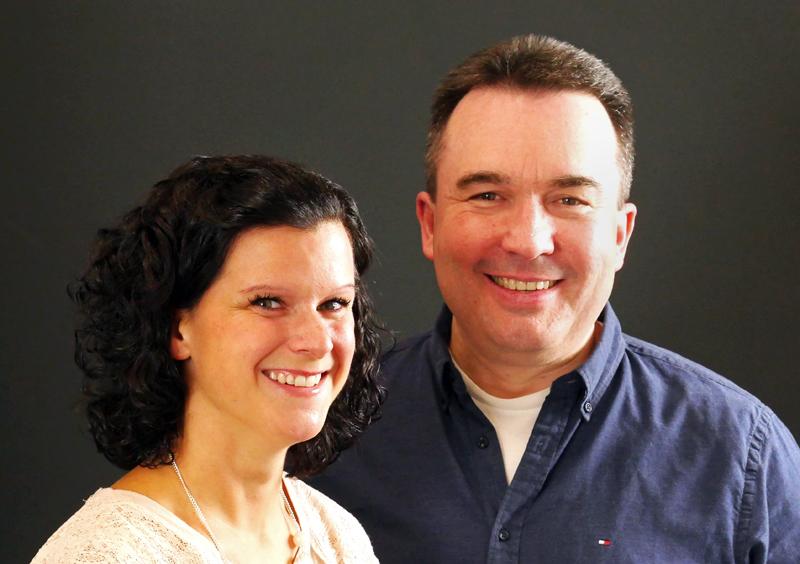 Markus Kohl und Steffi Neumann