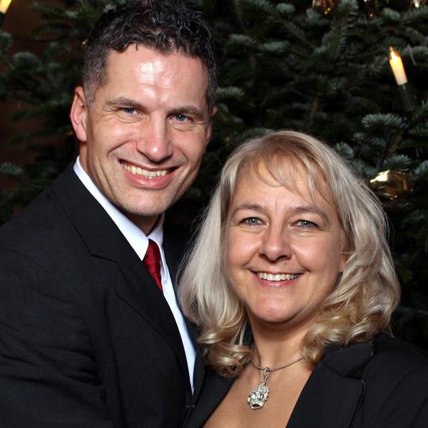 Falk und Petra Feldbauer