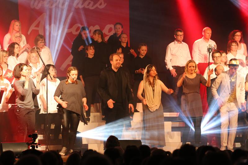 LUTHER Pop-Oratorium Projekt Hohenlohe