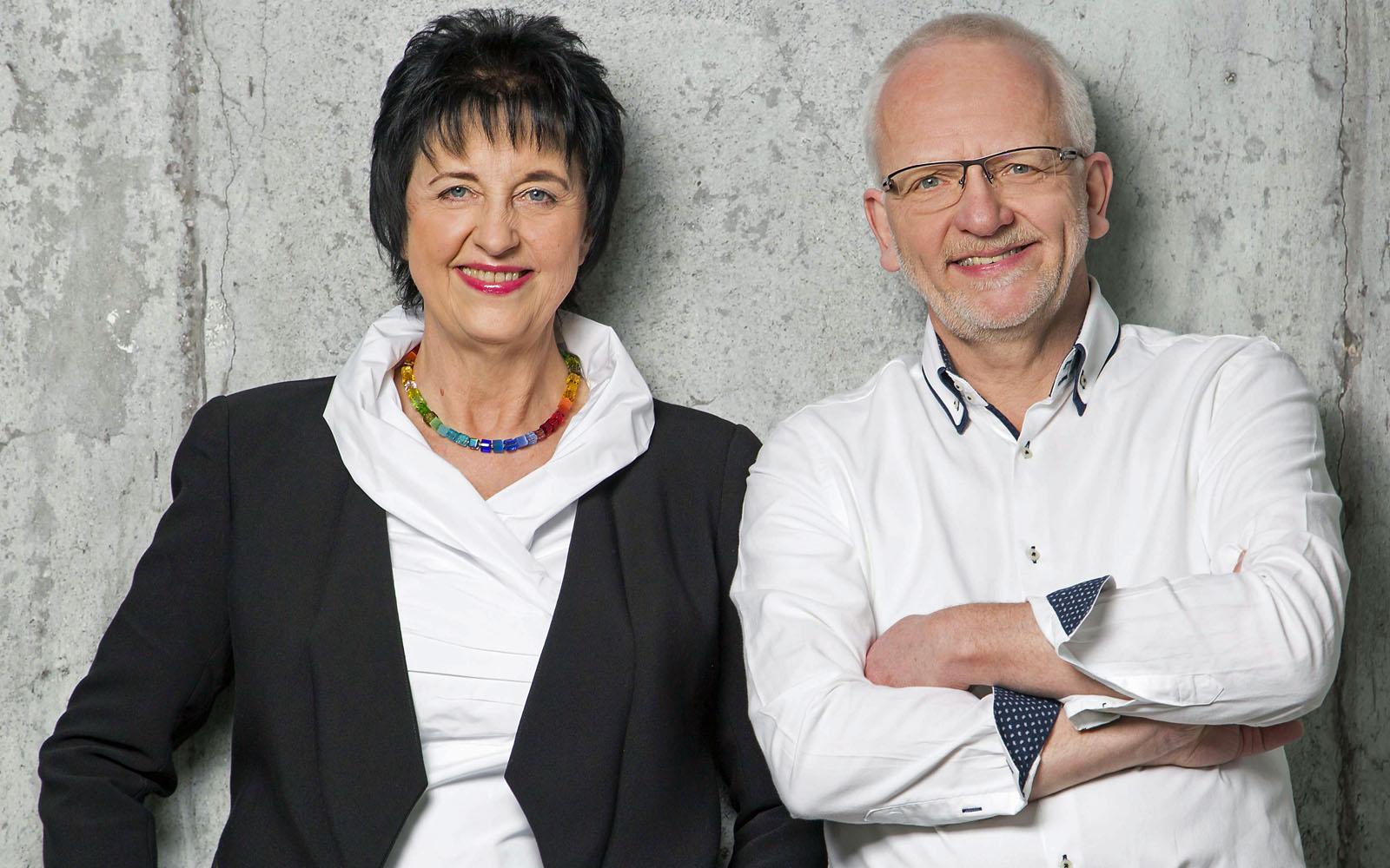 Sigrid und Martin Baron