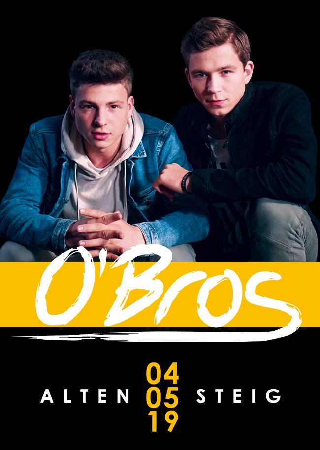 O'Bros Konzert in Altensteig