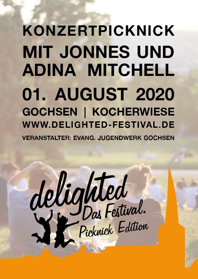 delighted - Das Festival. 2020 - Picknick Edition