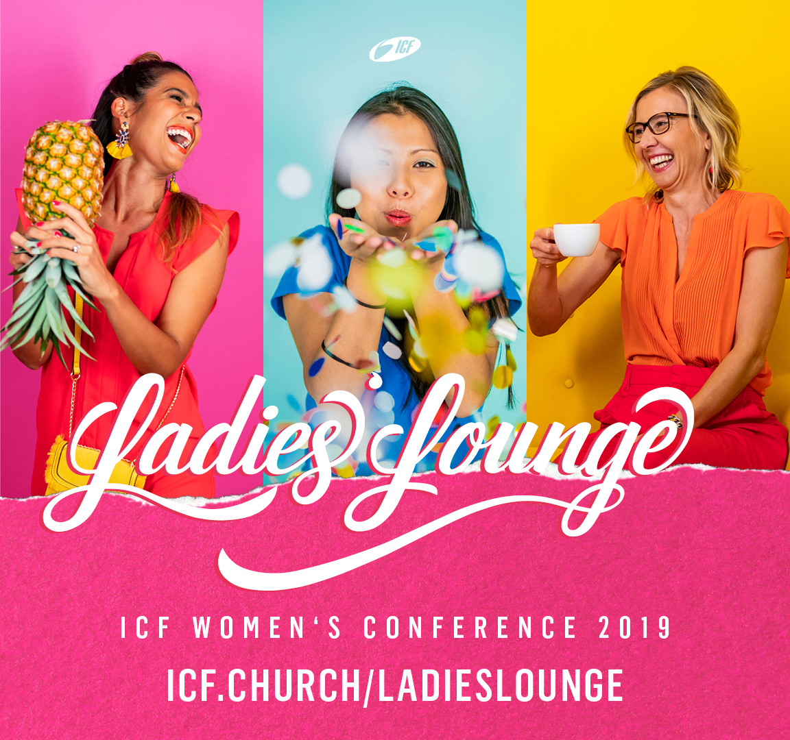 ICF Ladies Lounge 2019