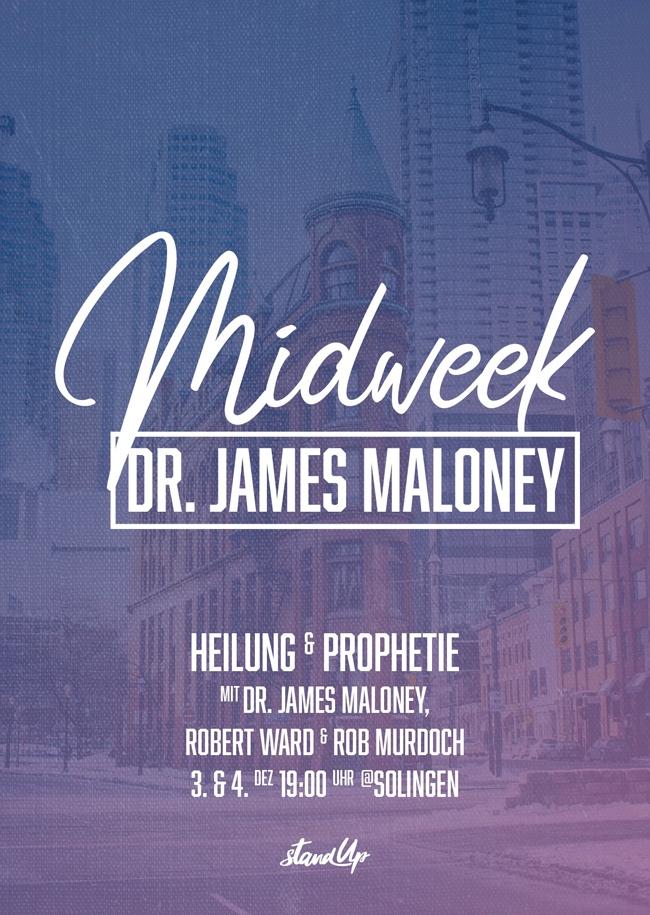 Midweek special mit Dr. James Maloney