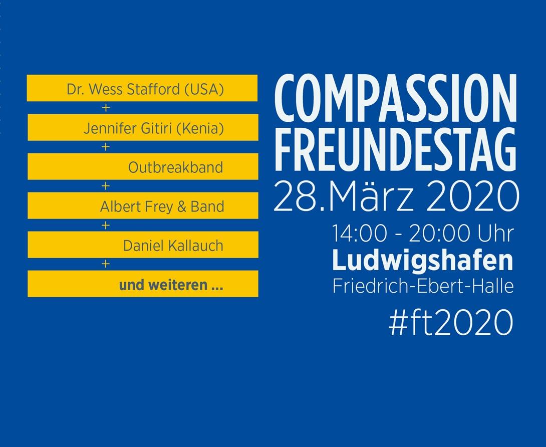 Compassion Freundestag