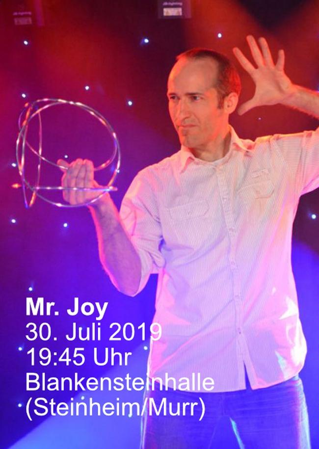 Mr. Joy