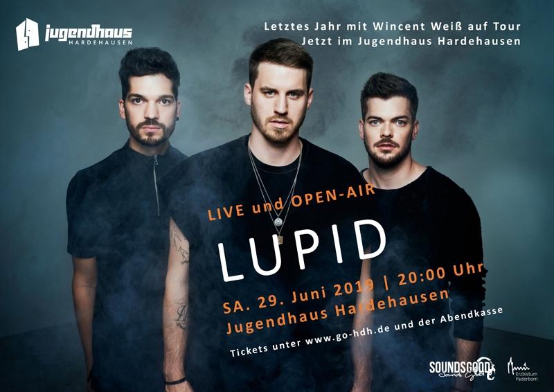 Lupid | Livekonzert - Open-Air