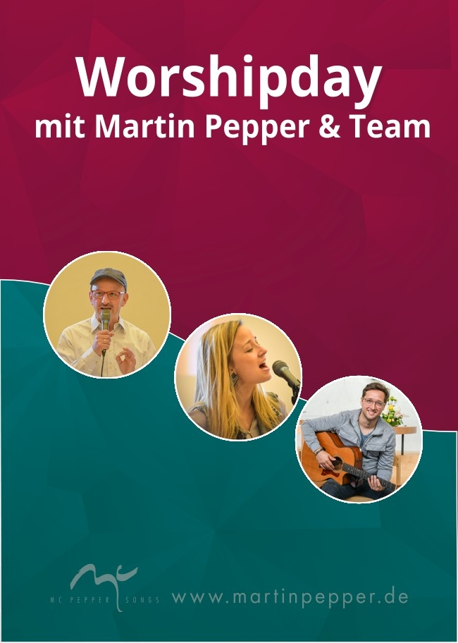 Worship Day mit Martin Pepper & Team