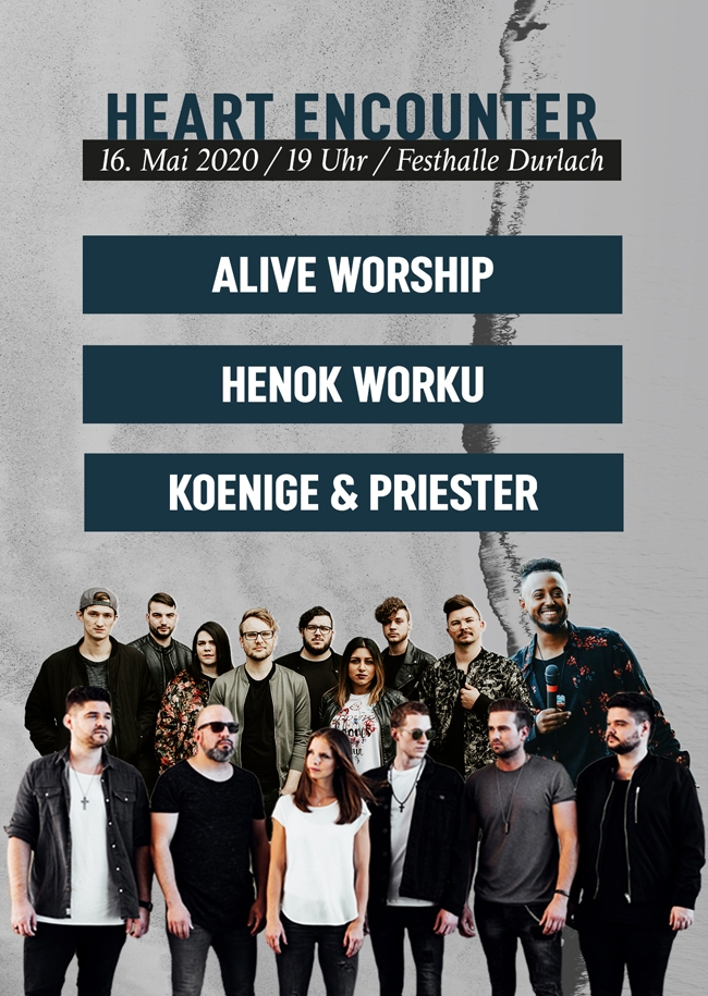 Heart Encounter mit Koenige & Priester