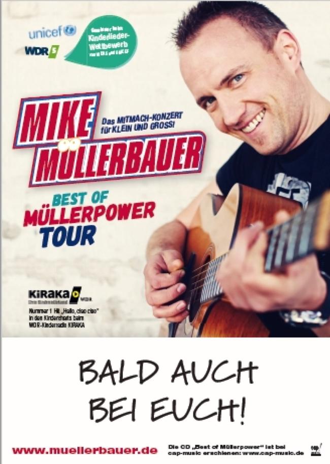 Konzert von Mike Müllerbauer