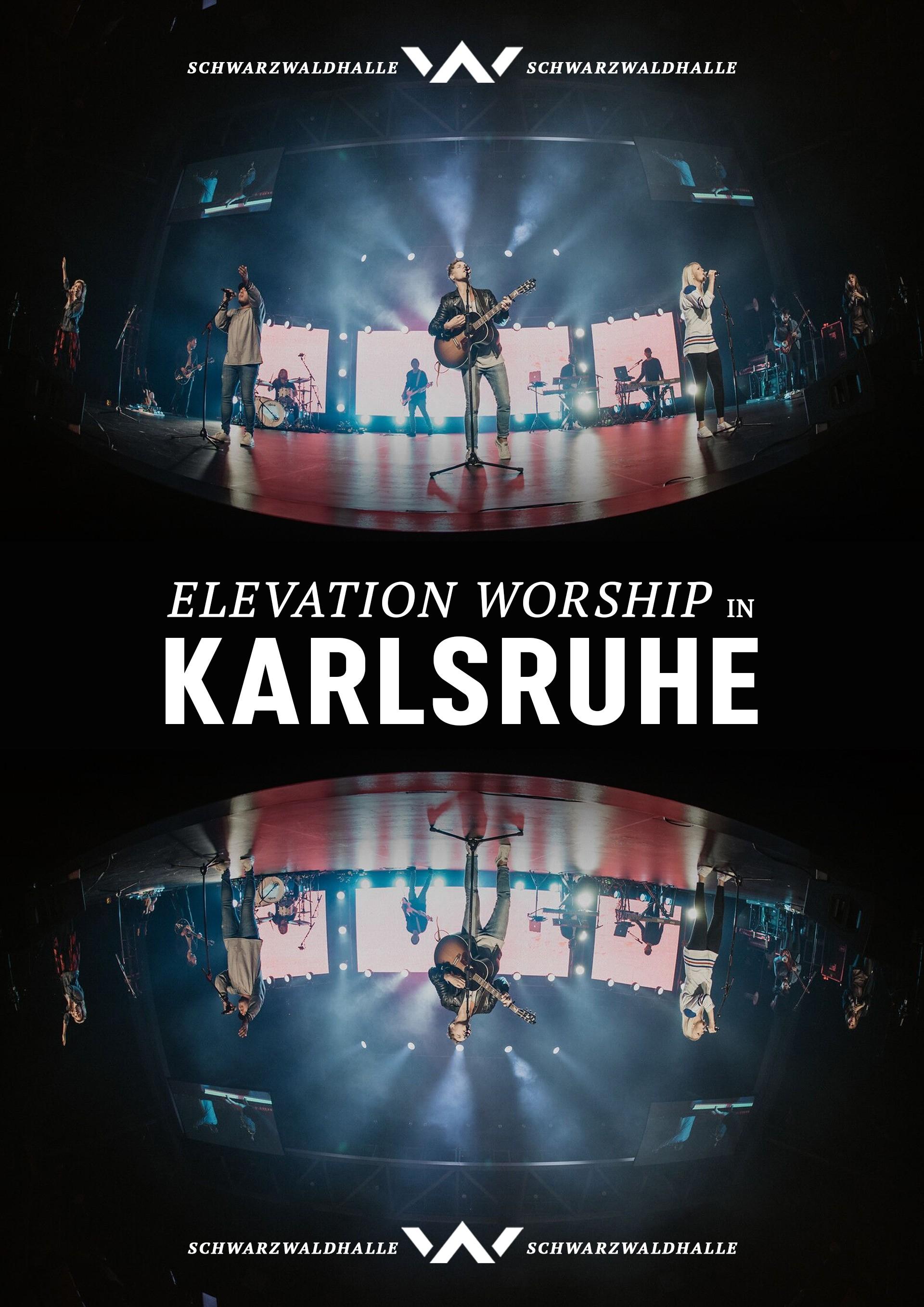 Heart Encounter - Elevation Worship in Karlsruhe