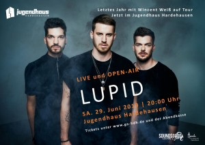 Lupid | Livekonzert - Open-Air
