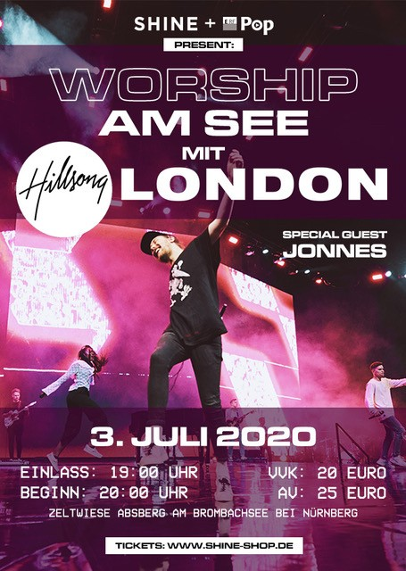 Hillsong London LIVE @ Worship am See