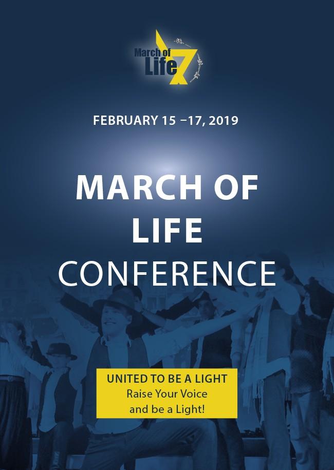 Marsch des Lebens Konferenz