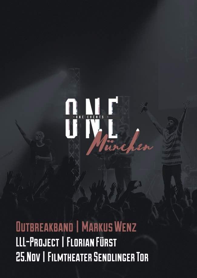 ONE München | Outbreakband | Markus Wenz